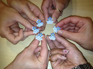 Dementia Friends badges